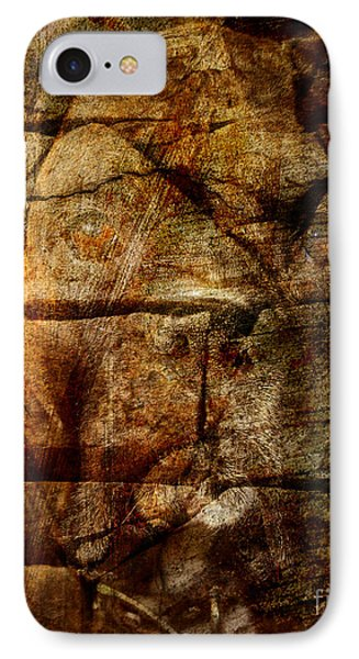 Stone Wall Phone Case by Judy Wood