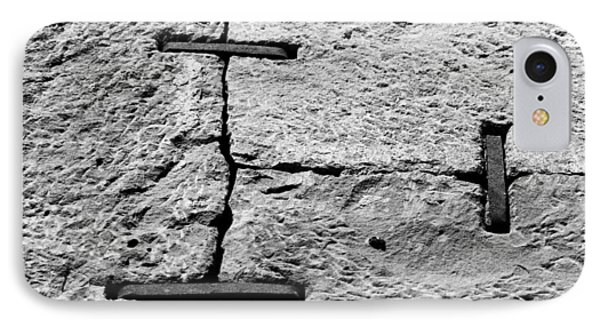Stone Wall Support Phone Case by Jagdish Agarwal