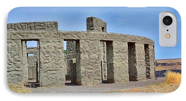Stonehenge War Memorial IPhone Case