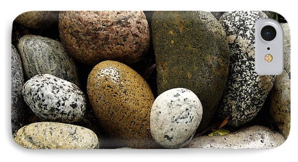 IPhone Case featuring the photograph Stones by Carol Sweetwood