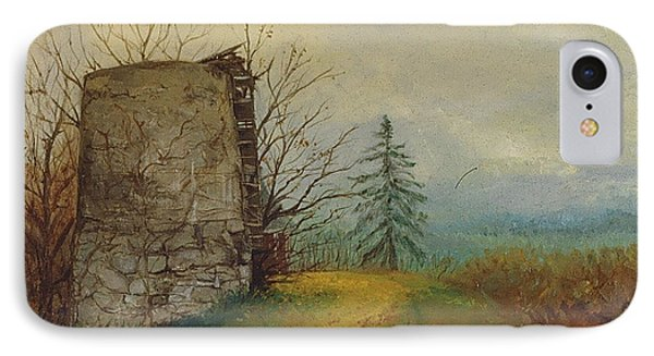 Stoney Silence Phone Case by Sherri Anderson