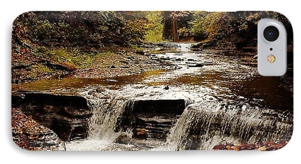 Stony Brook Gorge Phone Case by Justin Connor