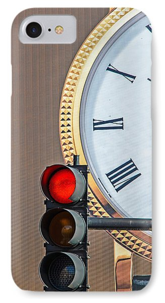Stopping Time IPhone Case by Gary Slawsky