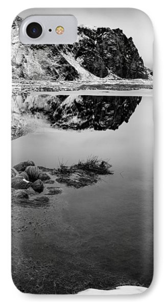 Stora Dimon Reflection IPhone Case by Dave Bowman