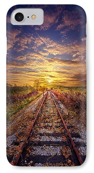 Stories To Be Told IPhone Case by Phil Koch