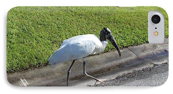 Stork IPhone Case