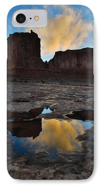 Storm Aftermath 1 IPhone Case by Ray Mathis