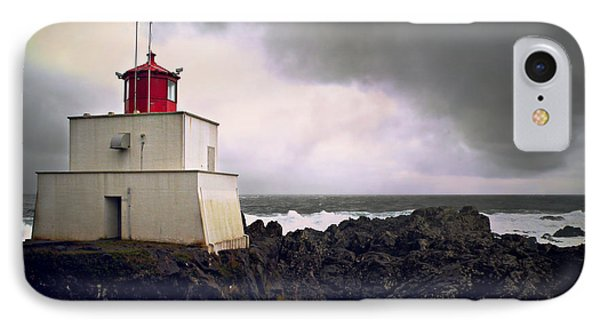 Storm Approaching IPhone Case by Micki Findlay