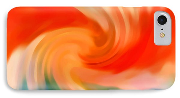 Storm At Sea 2 IPhone Case by Amy Vangsgard