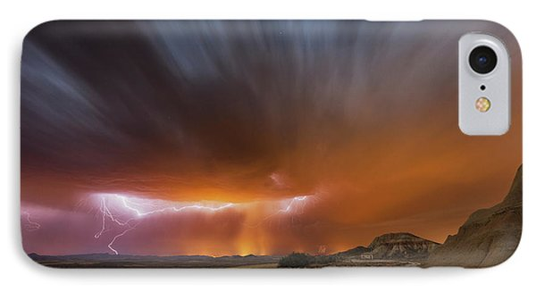 Storm Bardenas II IPhone Case