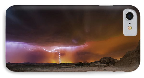 Storm Bardenas IPhone Case