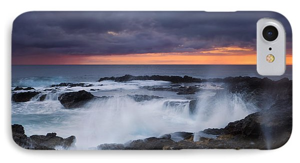 Storm Boil IPhone Case by Mike Dawson