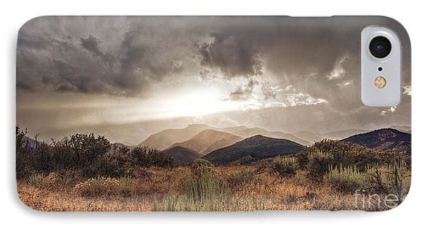 Storm Clouds Phone Case by Dianne Phelps