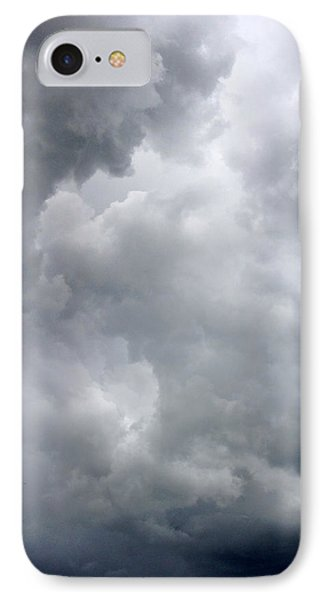 Storm Clouds Phone Case by Les Cunliffe