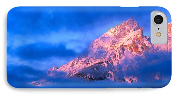 Storm Clouds Over Mountains, Cathedral IPhone Case