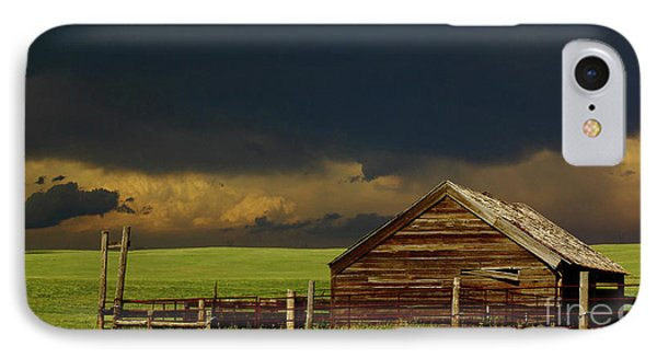 Storm Crossing Prairie 2 IPhone Case