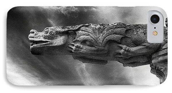 Storm Dragon IPhone Case by Diana Haronis
