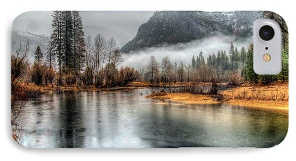 Storm In Yosemite IPhone Case