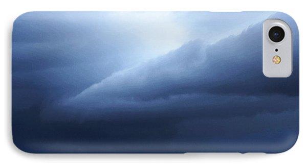 Storm Over Siesta Key - Beach Art By Sharon Cummings IPhone Case