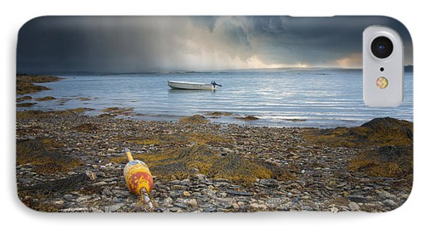 Storm Rolls In IPhone Case by Darylann Leonard Photography