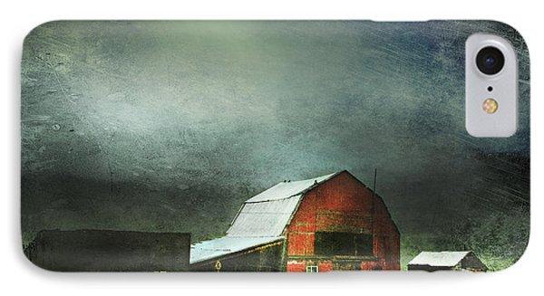 Storm Phone Case by Theresa Tahara