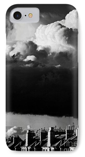 IPhone Case featuring the photograph Stormclouds Approaching by Craig B