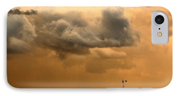 Storm's A Brewing IPhone Case by Steven Reed