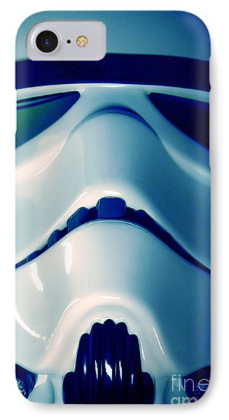 Stormtrooper Helmet 108 IPhone Case