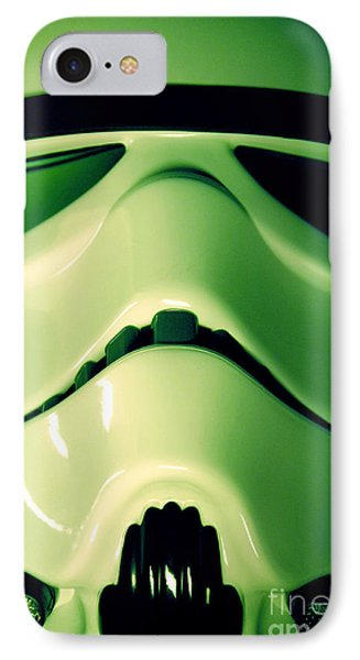 Stormtrooper Helmet 109 IPhone Case