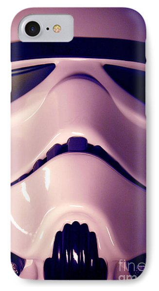 Stormtrooper Helmet 110 IPhone Case