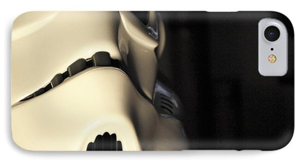 Stormtrooper Helmet 115 IPhone Case