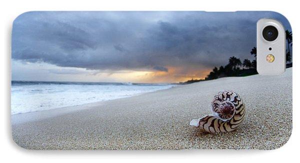 Stormy Dawn IPhone Case by Sean Davey