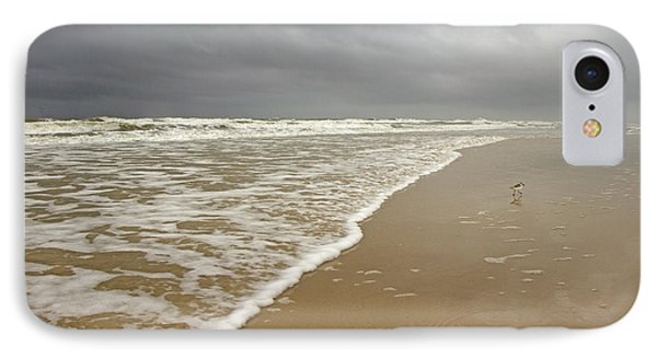 Stormy Day On Topsail IPhone Case by Betsy Knapp