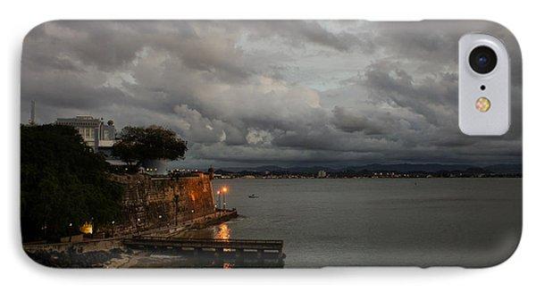 IPhone Case featuring the photograph Stormy Puerto Rico  by Georgia Mizuleva