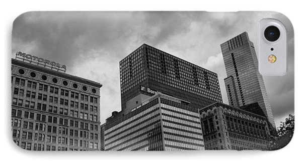 IPhone Case featuring the photograph Stormy Skies by Miguel Winterpacht