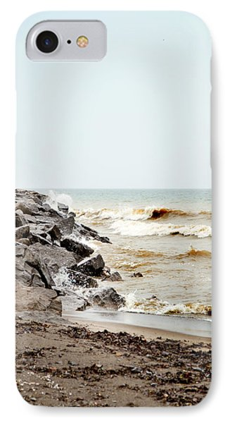 IPhone Case featuring the photograph Stormy Weather by Courtney Webster