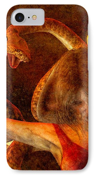 Story Of Eve IPhone Case by Bob Orsillo