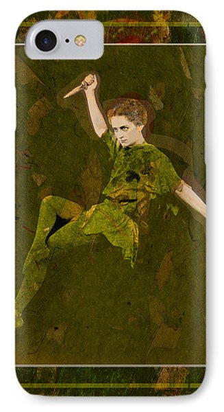 Straight On Till Morning Phone Case by Sarah Vernon