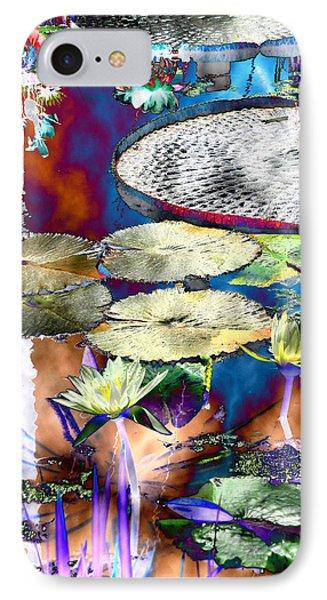 Strange Daze Phone Case by Bobbie Barth