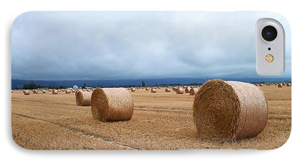 Straw For The Garden Maybe IPhone Case