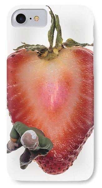 Strawberry Seat IPhone Case
