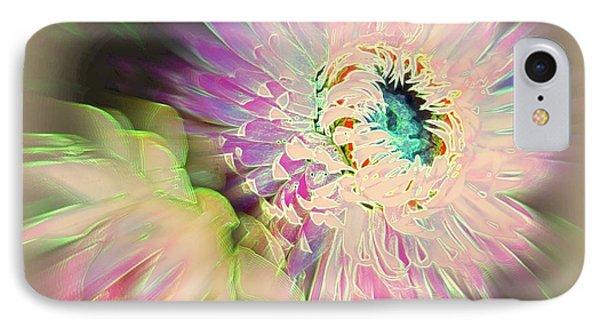 Strawflower Awakening Phone Case by Shirley Sirois