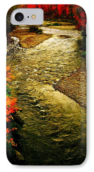 IPhone Case featuring the photograph Stream by Bill Howard