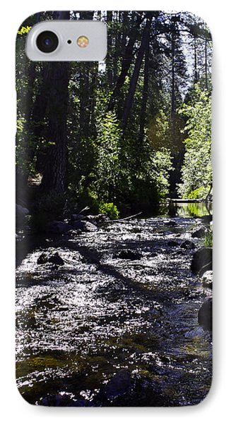 IPhone Case featuring the photograph Stream by Brian Williamson