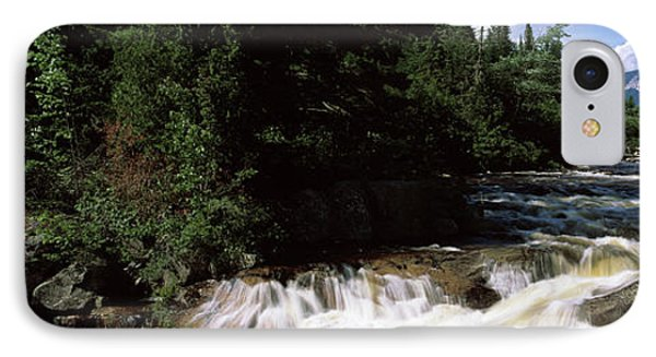 Stream Flowing Through A Forest, Little IPhone Case