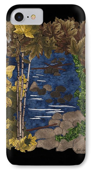 Stream Of Tranquility Phone Case by Anita Jacques