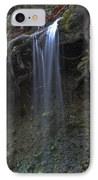 Streaming Mist IPhone Case by Rod Wiens
