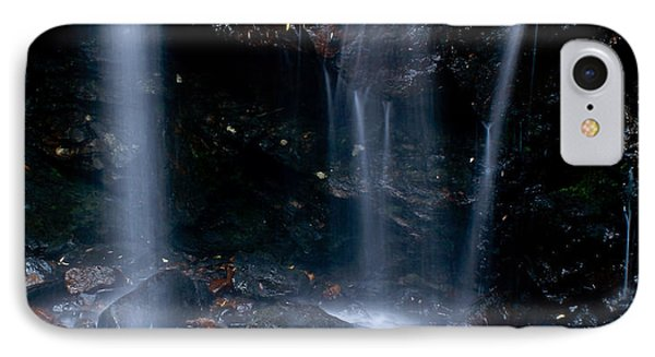 Streams Of Light IPhone Case by Steven Reed