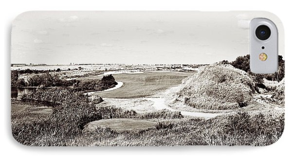 Streamsong Red No. 4 IPhone Case by Scott Pellegrin