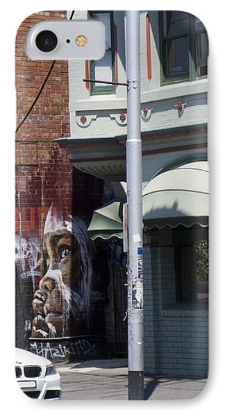 Street Art Melbourne IPhone Case